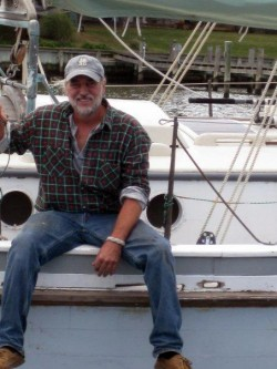 "A sad loss for the classic boat world: Dan ""Danny"" Sutherland, boatbuilder and teacher"