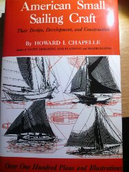 "Gap filled – Chapelle's ""American Small Sailing Craft"" now resides at Chine bLog HQ"
