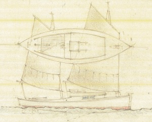 Can I interest you in four new Klaus Schmitt tradition-inspired boat designs?
