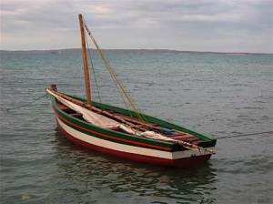 The traditional Malagasy fishing boat, part deux – the rig