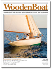 WoodenBoat  Magazine ~ May/June 2008, Number 202