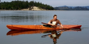 Great Skin On Frame Kayaks And More Cape Falcon Kayak